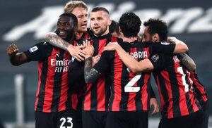 Milan Rebic 300x182 - Ranking Uefa, volano Atalanta e Milan: le posizioni delle due italiane