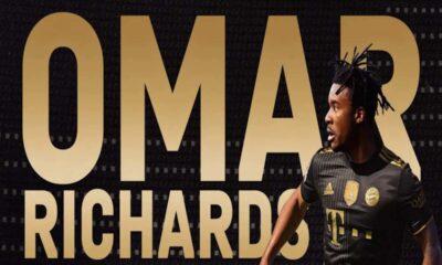Omar Richards