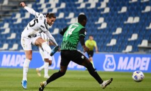 Pagelle Sassuolo Juve: TOP e FLOP del match VOTI