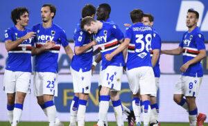 Sampdoria 300x182 - Convocati Sampdoria in vista del Milan: due attaccanti per D'Aversa