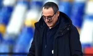 Sarri 2 300x182 - Ultime Notizie Serie A: Conte lontano dal Tottenham, Sarri costruisce la Lazio