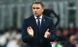 Cagliari, Semplici:«Troppi errori contro l'Augsburg. Non ci piace perdere»