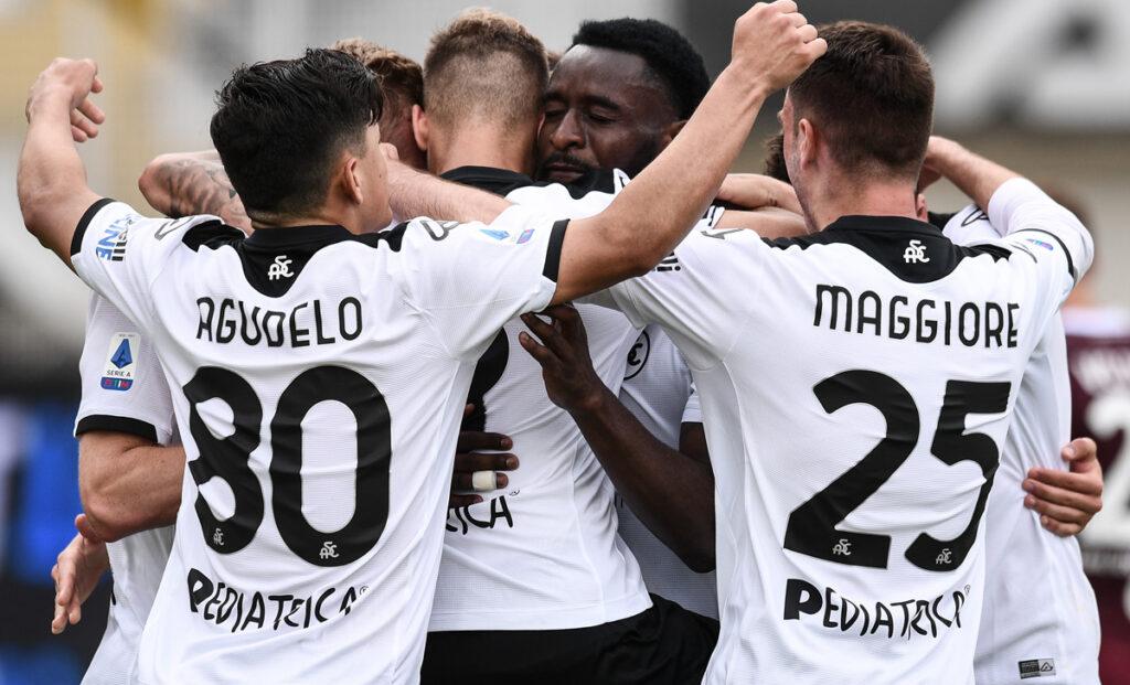 Spezia 1 1024x621 - Ultime Notizie Serie A: l'Inter non parte per la Florida, altri positivi nello Spezia