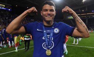 Thiago Silva 1 300x182 - Thiago Silva: «Orgoglioso della Champions. Futuro? Spero di restare al Chelsea»