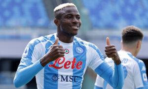 Viktor Osimhen 300x182 - Napoli, ag. Osimhen: «Spalletti un allenatore top, Victor sarà il suo bomber»