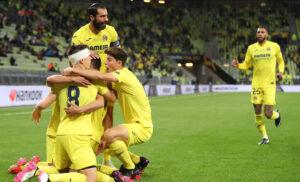 Villarreal 300x182 - Villarreal Manchester United 12-11: 'Submarino amarillo' ai rigori