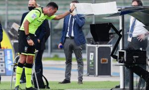 Polemiche Var, l'ex arbitro Pieri: «Il protocollo fa acqua, è vecchio e va cambiato»