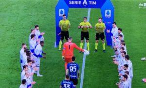 Juventus Inter, la passerella dei nerazzurri ci sarà? La posizione dei bianconeri