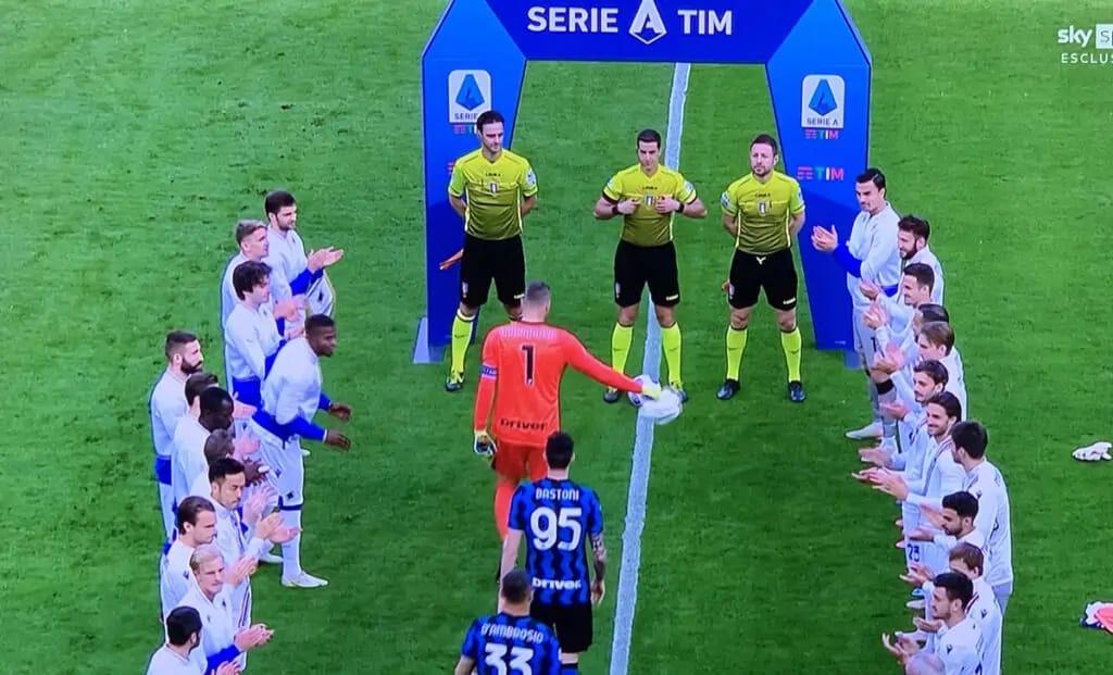Passerella Inter