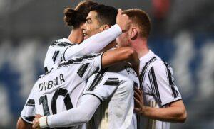 Sassuolo Juve 1 3 LIVE: Dybala in contropiede, palo di Ronaldo