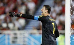 Courtois 28062018.035 1 300x182 - Belgio, Courtois: «L'Italia ha meritato ma abbiamo regalato il primo gol»