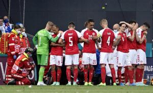 Danimarca, Delaney: «Il muro per Eriksen? Per proteggere lui e la sua famiglia»