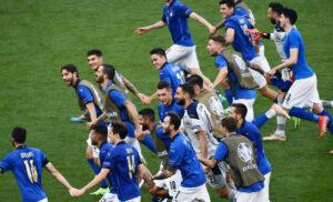 Italia, ancora boom di telespettatori: 69% di share contro il Galles