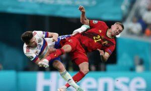 Belgio, Castagne torna a casa: «Doppia frattura alla faccia»