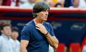 Germania, Low: «Ronaldo e Bruno Fernandes? Li fermiamo con il gruppo»