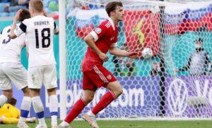 Miranchuk Star of the Match in Finlandia Russia: suo il gol decisivo – FOTO