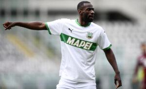Calciomercato Napoli, nuovo nome per la mediana: Obiang del Sassuolo
