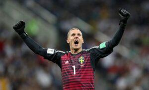 Olsen imago35229750h 1 300x182 - Calciomercato Roma: Olsen via in prestito. C'è un club spagnolo