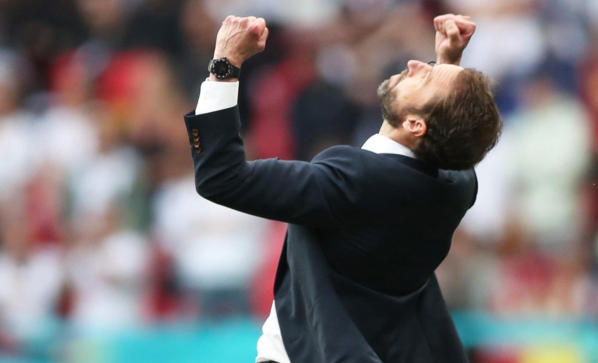 Euro 2020 inghilterra southgate