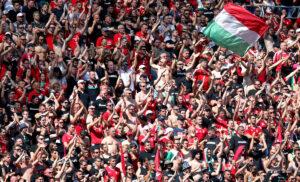 Tifosi Ungheria 300x182 - Ungheria Inghilterra, aperto procedimento FIFA per episodi razzisti