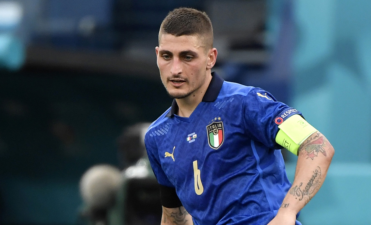 italia euro 2020 verratti