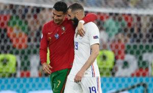 Portogallo Francia 2 2: gol e highlights