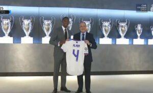 Alaba Real Madrid 300x182 - Alaba erede di Sergio Ramos: indosserà la maglia numero 4