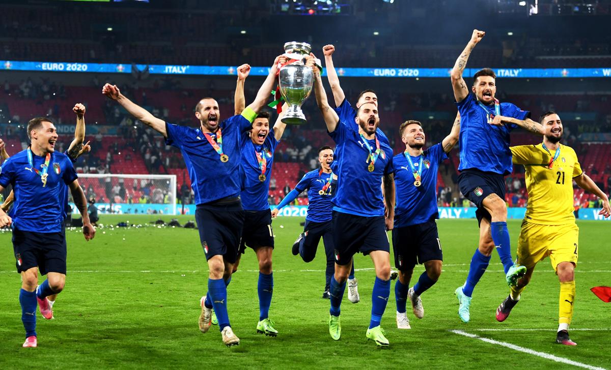 italia campione