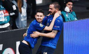Jorginho MG6 1072 1 300x182 - Italia Spagna: Jorginho e Bonucci, che difficoltà prima della gloria – ANALISI TATTICA