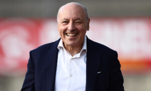 Inter, Marotta annuncia: «Eliminiamo il distanziamento negli stadi»