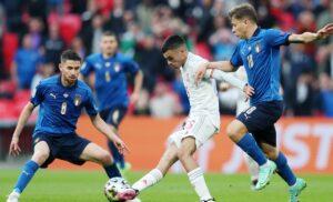 Pedri Barella 1 300x182 - Italia Spagna 0-0 LIVE: iniziata la ripresa a Wembley