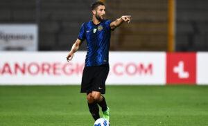 Roberto Gagliardini 300x182 - Infortunio Gagliardini: il centrocampista corre verso il recupero. Le ultime