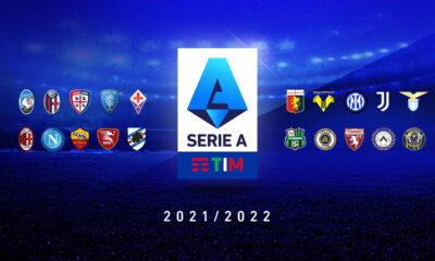 Calendario Serie A 2021/22