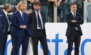 Agnelli Nedved Cherubini 300x182 - Juventus, Cherubini: «Dopo l'addio di Ronaldo abbiamo pensato a questo»