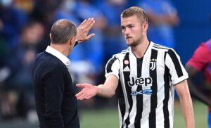 Juventus, De Ligt e il confronto con il passato: «Per noi difensori ora è più facile»