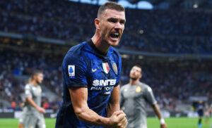 Inter, Dzeko: «Qui sono felice. Lukaku? Solo una cosa in comune…»