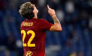 Esultanza Zaniolo 1 300x182 - Roma, si punta su Zaniolo: caccia al primo gol nel derby