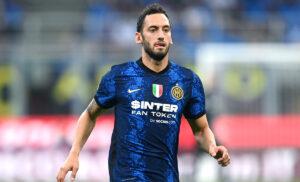 Inter, Calhanoglu bestia nera della Fiorentina: i numeri contro i viola