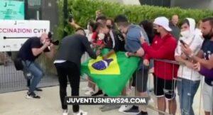 Juventus, Kaio Jorge si presenta: «Felice e motivato»