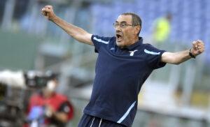 Sarri 3 300x182 - Lazio, Ledesma crede in Sarri: «Tanto entusiasmo per l'allenatore»