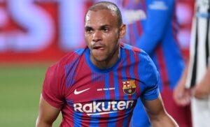 esult Braithwaite MG9 8753 1 300x182 - Barcellona, infortunio Braithwaite: l'attaccante rischia 4 mesi di stop