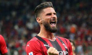 esult gol Giroud  0218 1 300x182 - Pagelle Milan Cagliari: Giroud illumina, male Nandez VOTI