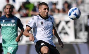 Spezia, Bourabia: «Con la Juventus può succedere di tutto»