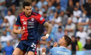Cagliari, Ceppitelli: «Grande prestazione con la Lazio. Mazzarri…»
