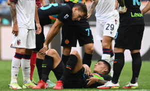 Infortunio Correa