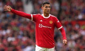 Crouch Ronaldo
