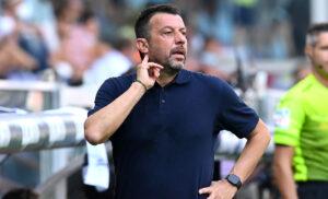 Sampdoria, D'Aversa prova a sorprendere l'Atalanta: cambio modulo in vista