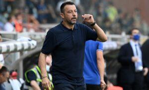 DAversa 300x182 - Sampdoria, D'Aversa: «Juve in ripresa, non fidiamoci. Punto su Quagliarella»