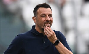 Sampdoria, D'Aversa: «C'è rabbia. Risultato ingiusto ma troppi errori»