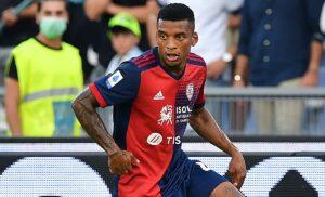Cagliari, problemi per Dalbert: out contro la Sampdoria dopo 10?